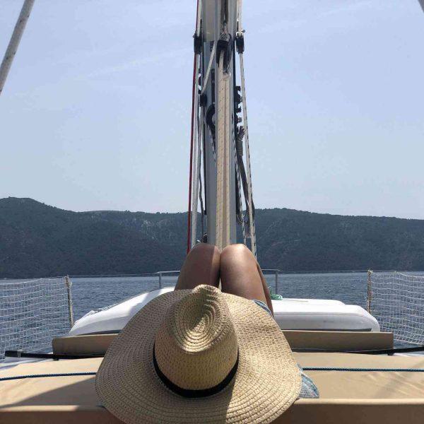 luxury floating hotel Croatia