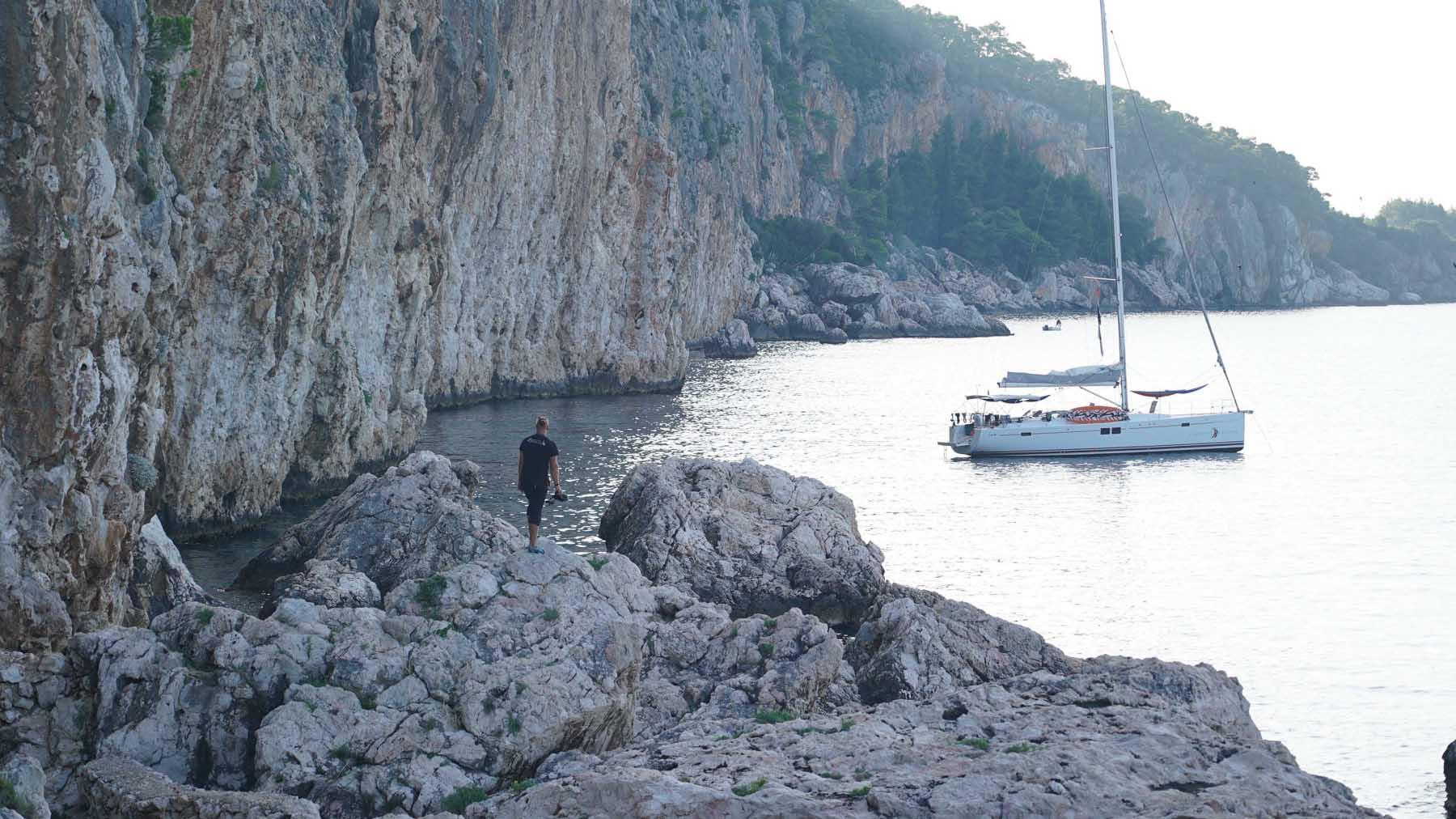 Sport Climbing Croatia